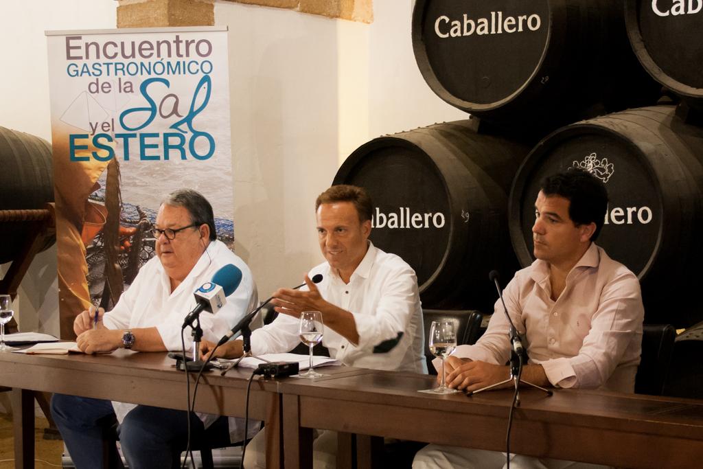 Jornadas Gastronómicas De La Sal y El Estero | Rueda de Prensa Novedades