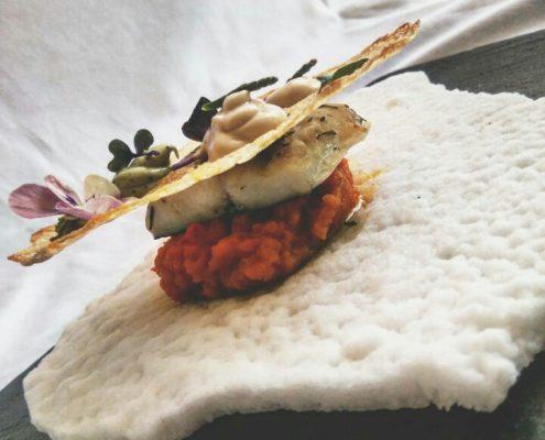 Jornadas Gastronómicas De La Sal Y El Estero   Restaurante IES Juan Lara