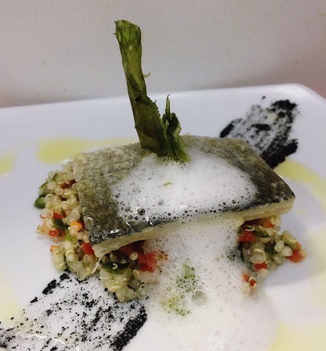 Jornadas Gastronómicas De La Sal Y El Estero   Restaurante La Terraza de Puerto Sherry