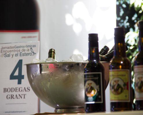 Jornadas Gastronómicas De La Sal y El Estero   Bodegas Grant