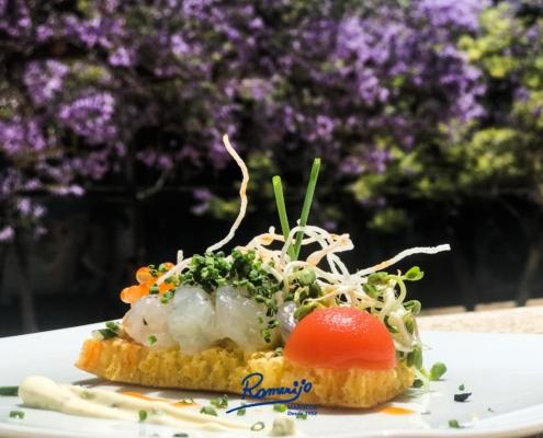 Jornadas Gastronómicas De La Sal y El Estero   Romerijo