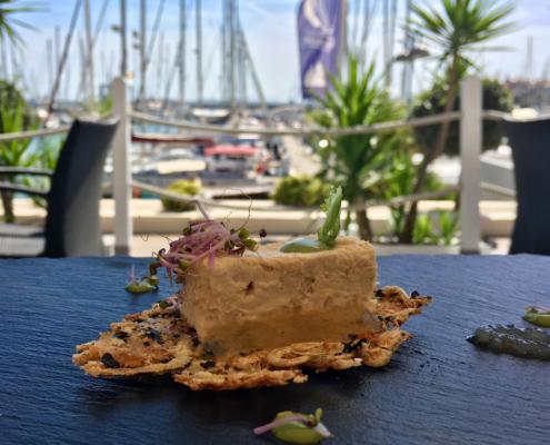 Jornadas Gastronómicas De La Sal y El Estero   Restaurante La Terraza de Puerto Shery