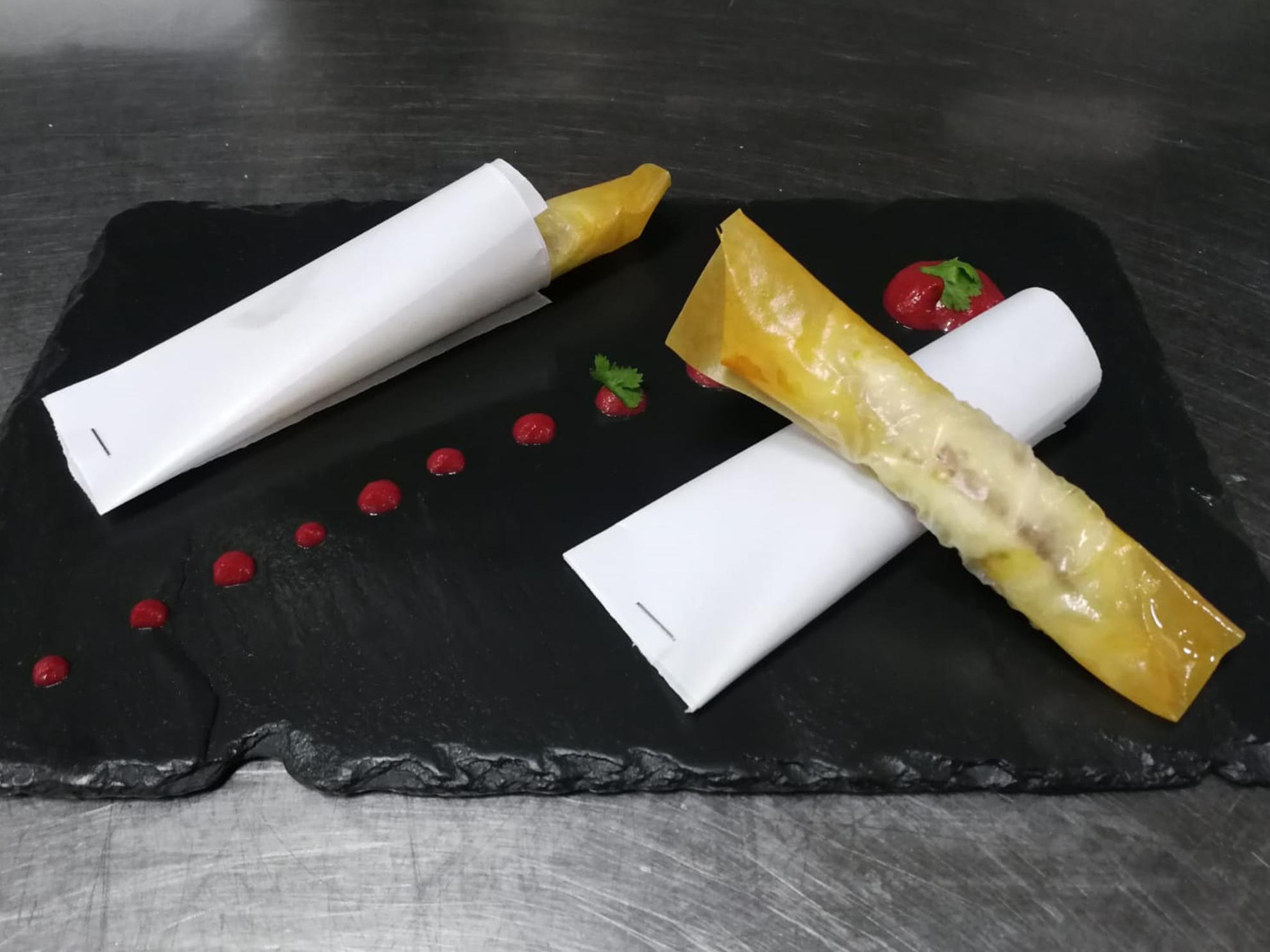 Jornadas Gastronómicas De La Sal y El Estero   Los Portales