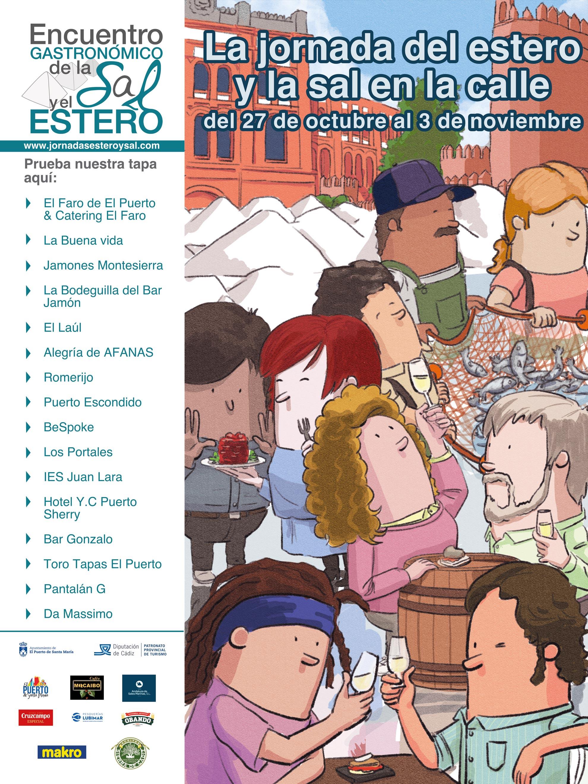 Jornadas Gastronómicas De La Sal y El Estero | Calvichis