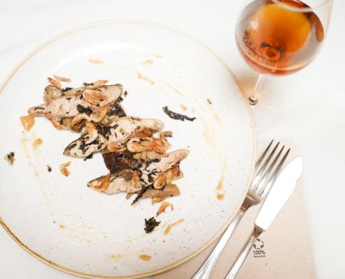 Jornadas Gastronómicas De La Sal y El Estero | La Bodeguilla - Tapa 2020